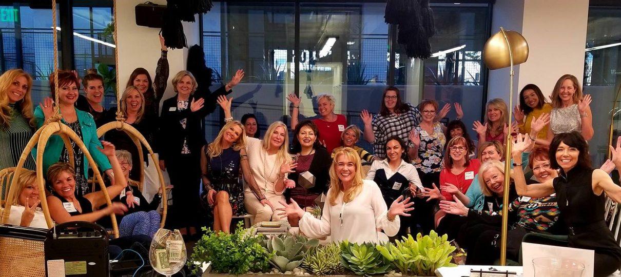 F.O.X.Y. Women & Wine Global – Now Online!