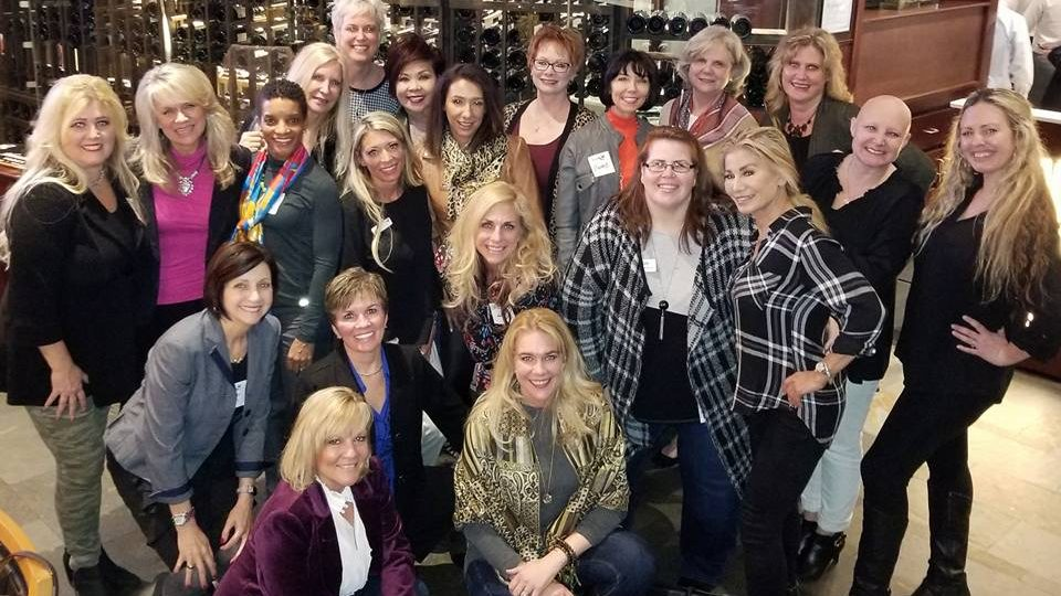 F.O.X.Y. Women & Wine – monthly events in Phoenix & Scottsdale